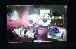 Babylon 5 Boxed Trading Cards