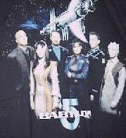 5th season B5 shirt