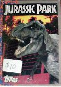 Jurrassic Park Trading Cards